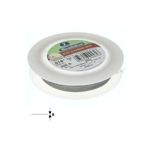 "7STRD WIRE .015"" BRIGHT 300' (0.38 mm, 91 m)"