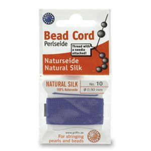 SILKTHREAD 04 - BLUE (0.60 mm, 2.0 m)