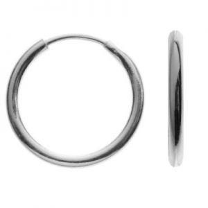 Boucles d'oreilles créoles KL-120 1,8x16 mm