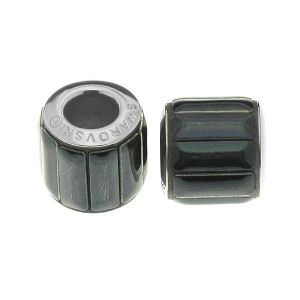 180801 MM 9,5 BLACK POLISHED
