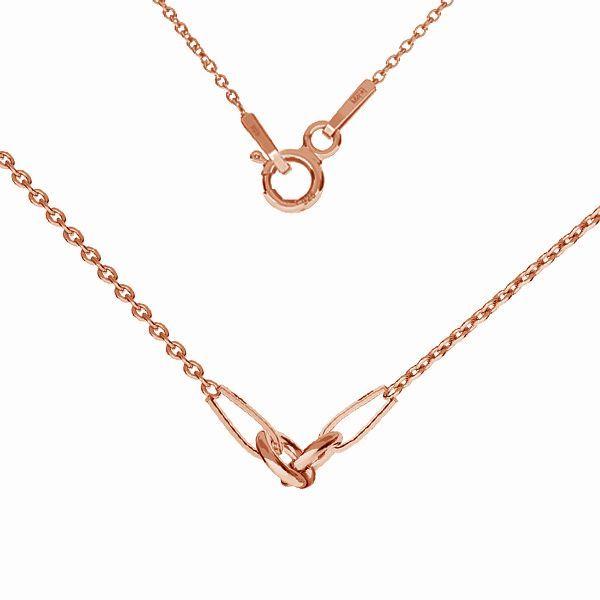 Base de la chaîne pour bracelet, S-CHAIN 2 (A 030) - 41 cm