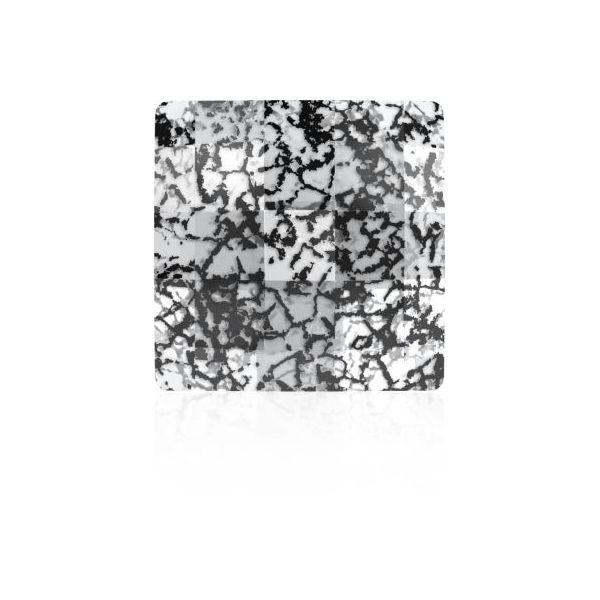 2493 MM 10,0 CRYSTAL BLACK-PAT F
