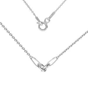 Base de collier, S-CHAIN 2 (A 030) - 44 cm