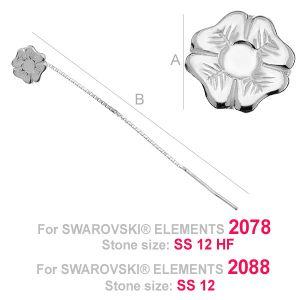 PPK 001 - Fleur KLA (2078 SS 12 HF & 2088 SS 12 F)