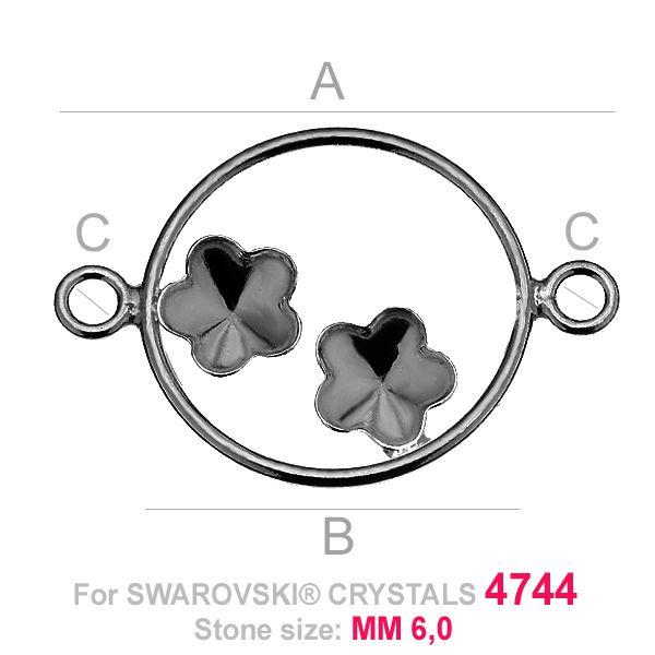 FKSV 4744 MM 6+6 CON2 KCL 0,9x2,0 ver.1
