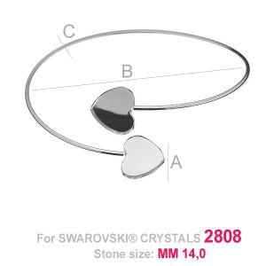 HKSV 2808 2x14 MM SBR
