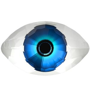 4775 MM 18,0X 10,5 CRYSTAL CALVPRO P MD291- BLUE