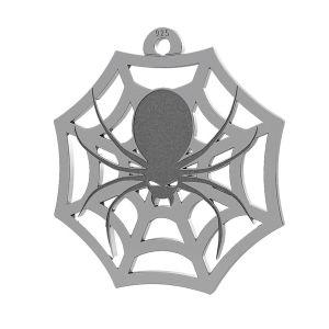 Araignée pendentif, LK-1020 - 0,50