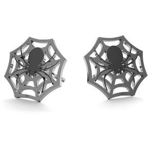 Araignée des boucles d'oreilles, LK-1029 - 0,50