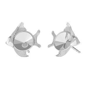 Poisson boucle d'oreille, ODL-00361 KLS (1122 SS 29)