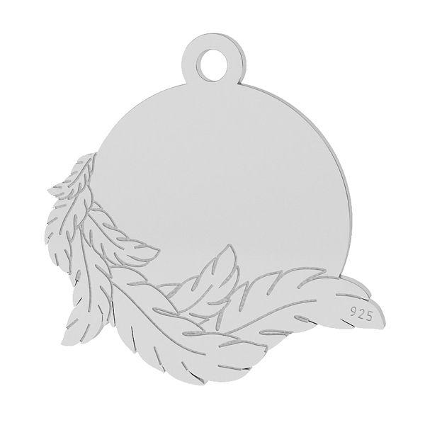 Ailes pendentif, argent, LK-1467 - 0,50