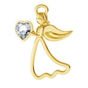 Ange pendentif, argent 925, ODL-00351 ver.2