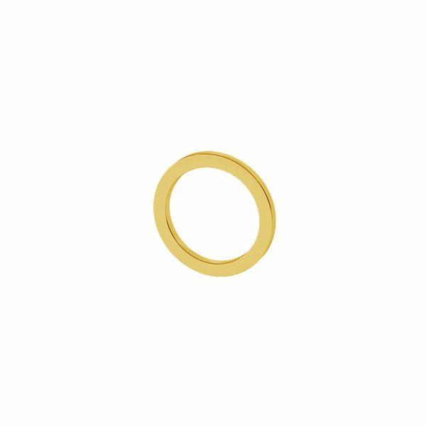 Cercle ouvert pendentif 9mm, argent 925, LK-1500 - 0,50