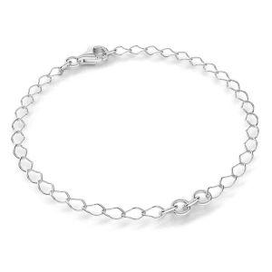 Bracelet base, argent 925, S-BRACELET 9 (R1 50)