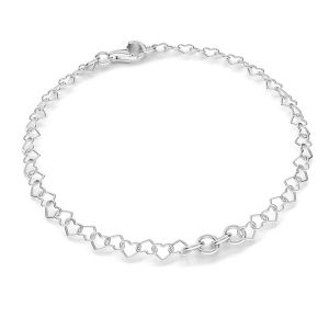 Bracelet base, argent 925, S-BRACELET 10 (SRC 045)