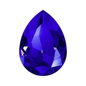 4320 MM 10,0X 7,0 MAJESTIC BLUE F - Pear Fancy Stone