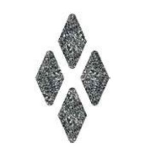74061 C010 001CAL - Crystal Fine Rocks Motifs
