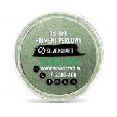 Pigment perlé - vert, 3 g