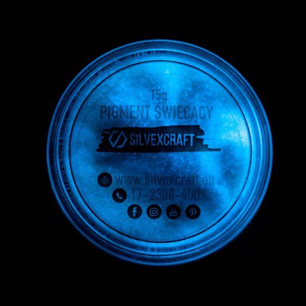Pigment bleu brillant, 15 g