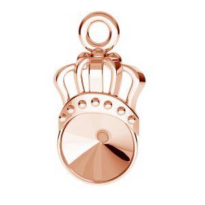 Couronne pendentif Swarovski, ODL-00488 (1122 SS 29)
