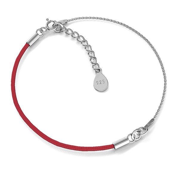 Bracelet base, argent 925, S-BRACELET 12