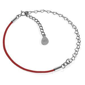 Bracelet base, argent 925, S-BRACELET 13