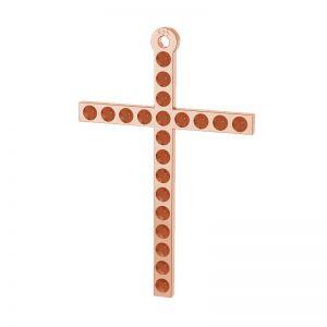 Trèfle pendentif argent 925, LKM-2119 (1028 PP 4)