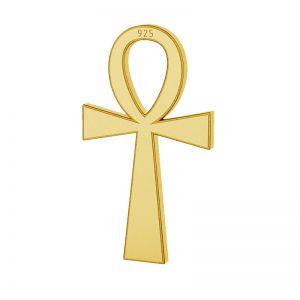 Croix pendentif argent 925, LKM-2130
