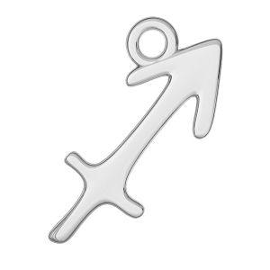 Sagittaire pendentif zodiaque, argent 925, ODL-00533