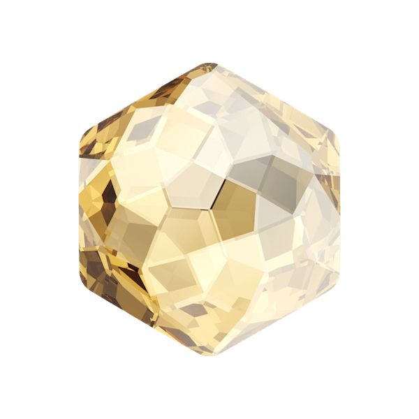 4683 MM 10,0X 11,2 CRYSTAL GOL.SHADOW F (Golden Shadow)