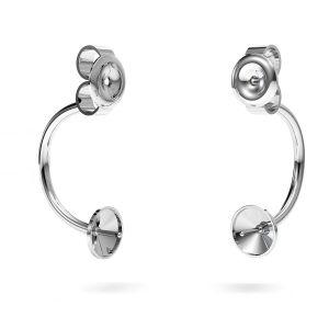 Boucles d'oreilles battantes KLS MSK 4 SWING 5x18 mm
