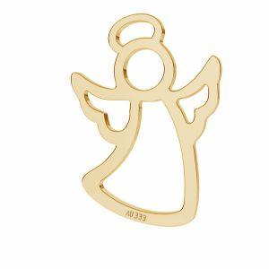 Ange pendentif*or 333*LKZ8K-30026 - 0,30 11,5x15,7 mm