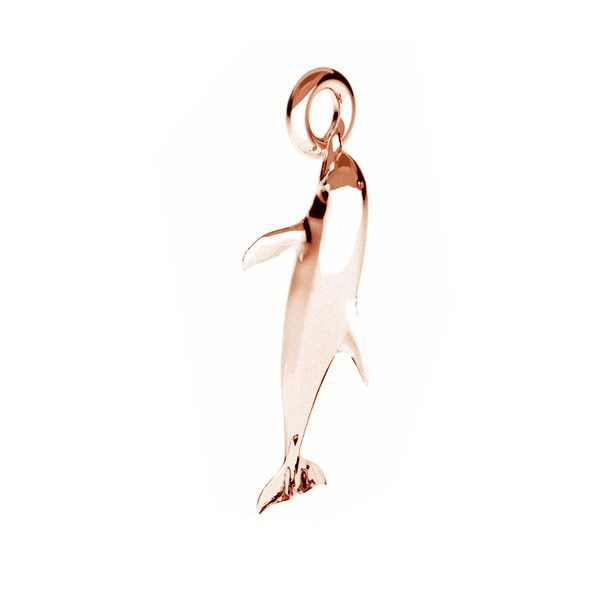 Dauphin pendentif*argent 925*ODL-00777 4,6x19 mm