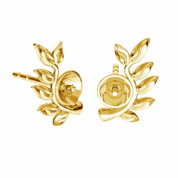 Cœur pendentif Swarovski perle, ODL-00774 4x22 mm (5818 MM 4, 5818 MM 6)