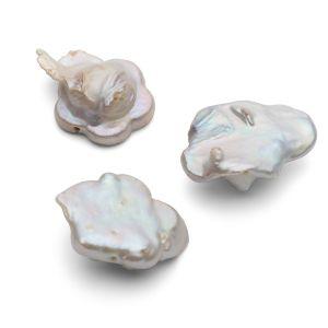 fleurs perles naturelles 15 mm, GAVBARI PEARLS