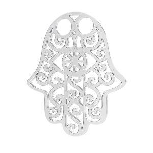Hamsa pendentif, LKM-2640 - 0,50 15x20,0 mm