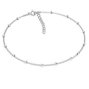 Chaine d'ancrage*argent 925*A 035 PL 2,5 25 + 4 cm