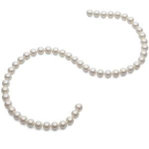 Natural pearls 8 mm GAVBARI PEARLS