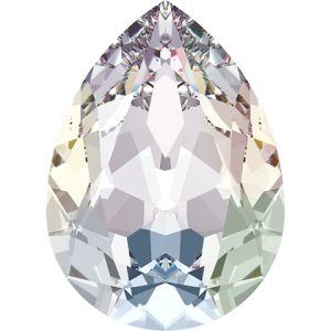 4320 MM 8,0X 6,0 CRYSTAL AB F, Pear Fancy Stone